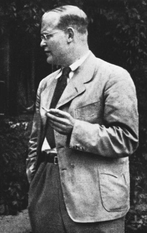 Dietrich Bonhoeffer, 1939